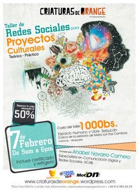 Redes Sociales con Anabel Navarro Camero @Thamarana